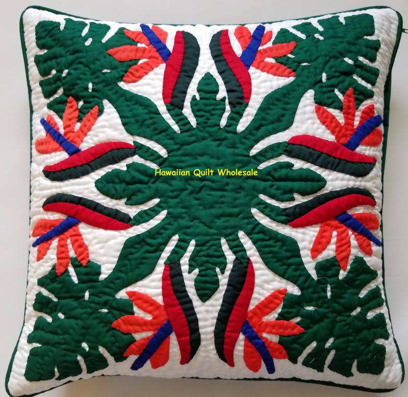 Birds of Paradise-MC<br>2 pillow covers