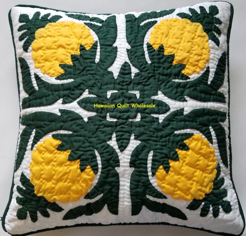 Pineapple-BGYE<br>2 pillow covers