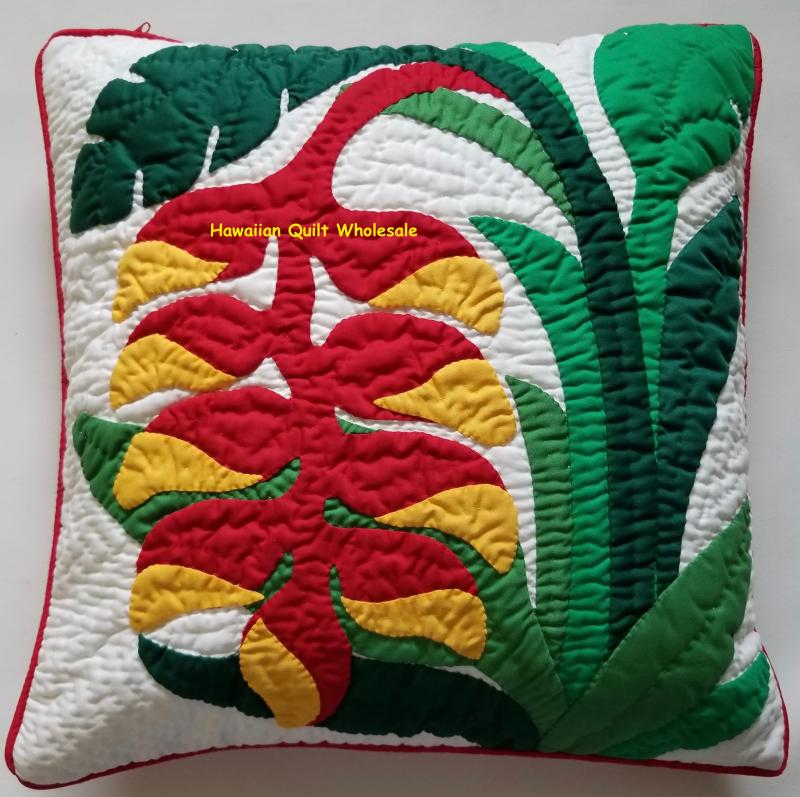 Heliconia 1-MU<br>2 pillow covers