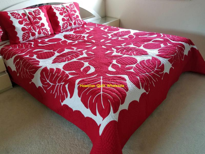 Breadfruit-RE<br>2 pillow shams included<br><font color=red>Superior Materials</font>