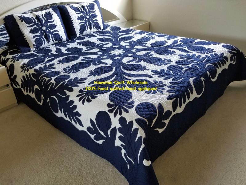 Pineapple-Breadfruit-NB<br> 2 pillow shams included<br><font color=red>Superior  Materials</font>