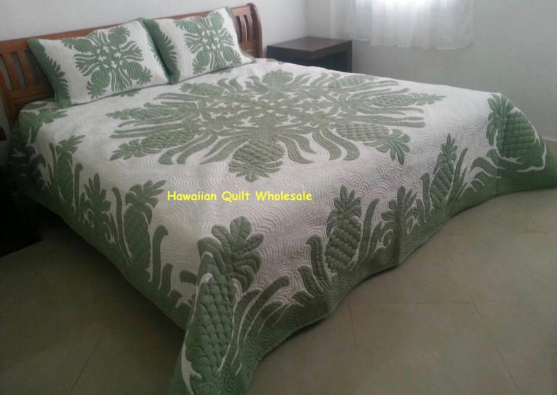 Pineapple-CG <br> 2 pillow shams included