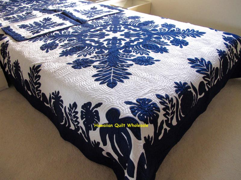 Sea Turtles-Hibiscus-Breadfruit-Pineapple-DNB<br>2 pillow covers included<br><font color=red>Superior Materials</font>