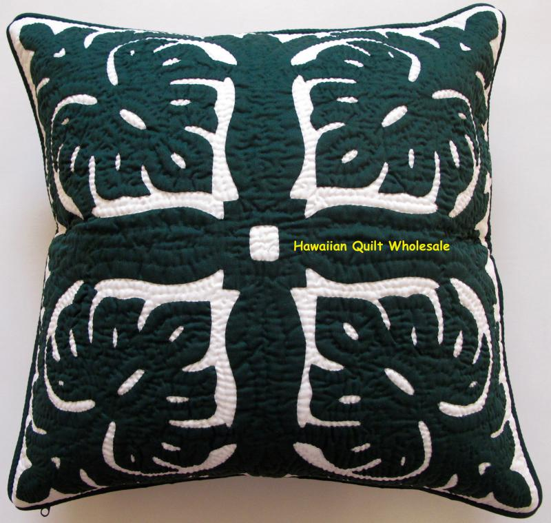 Monstera-DG <br>2 pillow covers