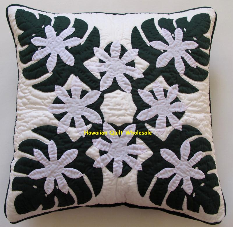 Monstera-Tiare-BGW<br>2 pillow covers