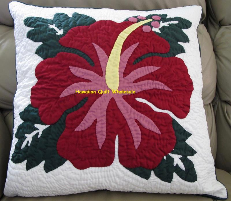 Hibiscus-MA<br>2 pillow covers