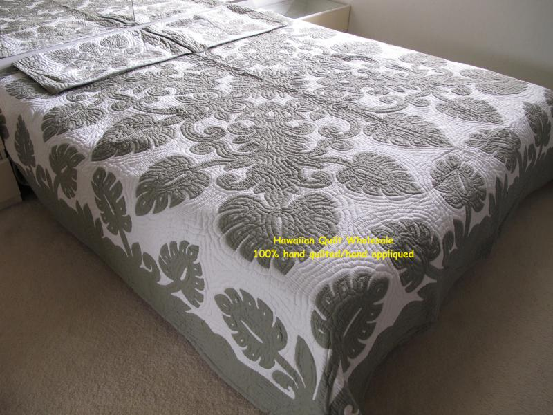 Monstera-CG<br> 2 pillow shams included<br><font color=red>Super Fine Materials</font>