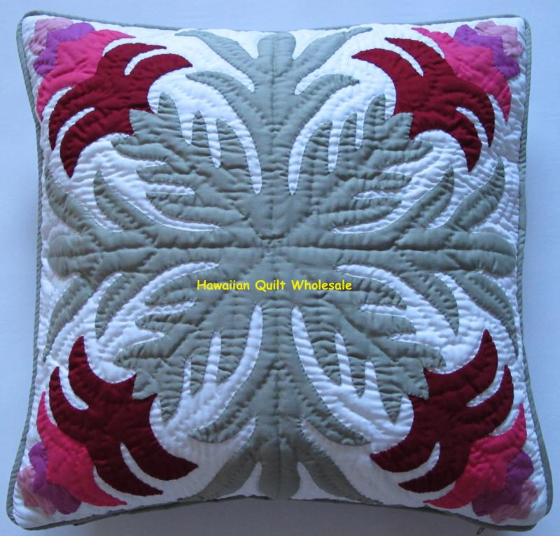 Bromeliads-MO<br>2 pillow covers