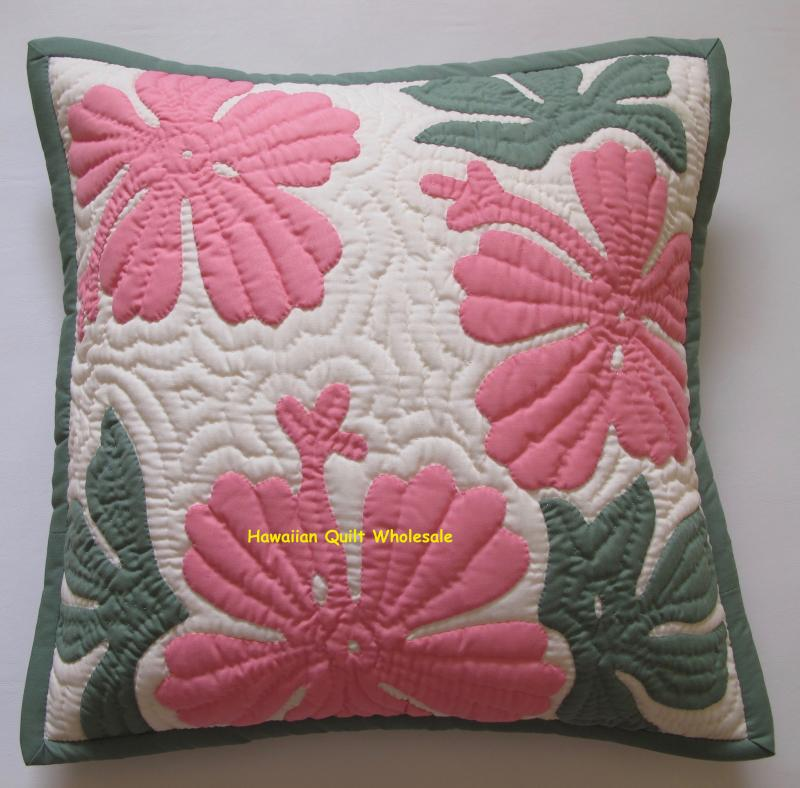 Hibiscus3-CGP16<br>2  pillow covers