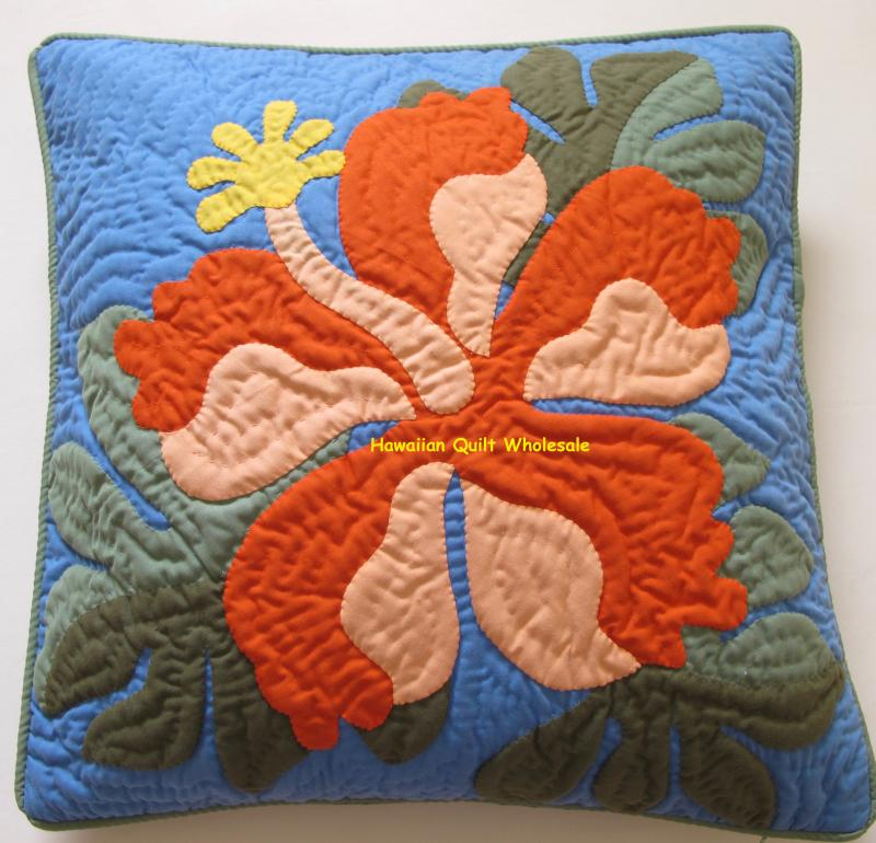 Hibiscus6-DP16<br>2  pillow covers