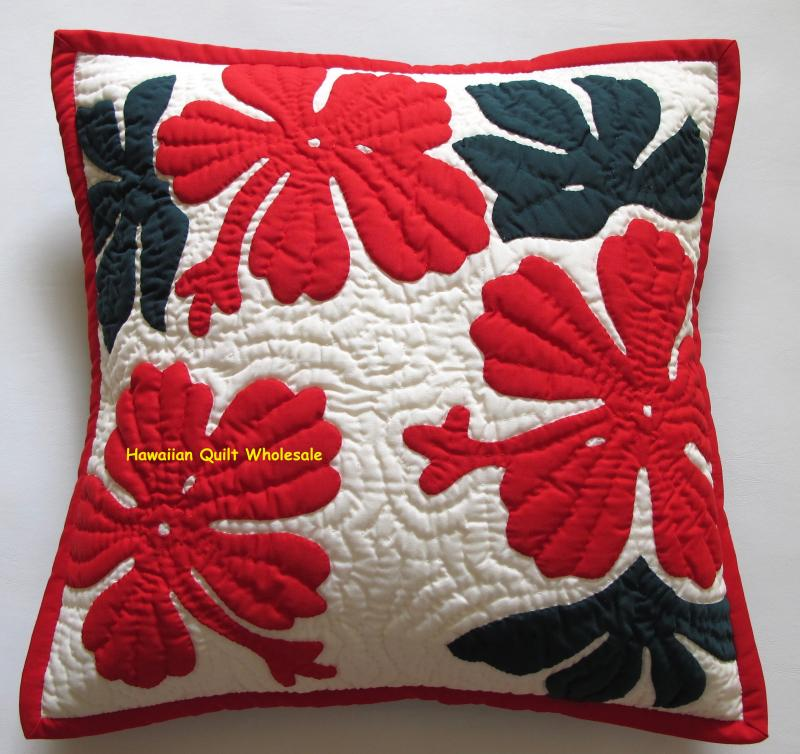 Hibiscus- RE16<br>2  pillow covers