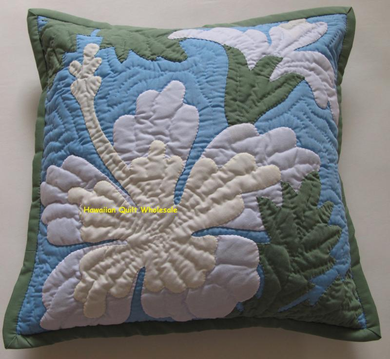 Hibiscus-WLB16<br>2  pillow covers