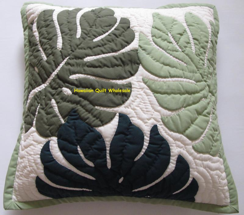 Monstera3-G16<br>2  pillow covers
