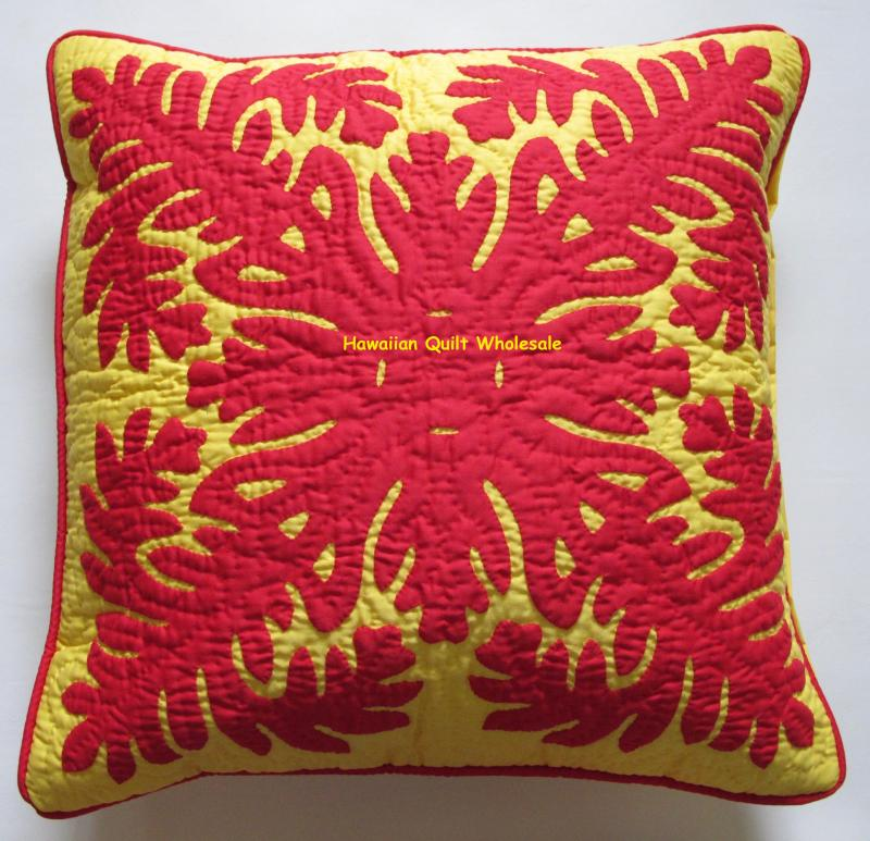 Crown and Kahili-RY<br>2 pillow covers
