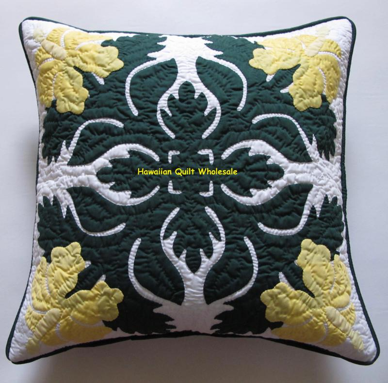Hibiscus-BGYE<br>2 pillow covers