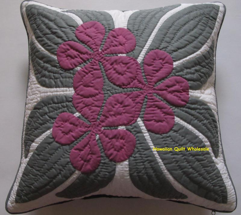 Plumeria #3 SGDR<br>2 pillow covers