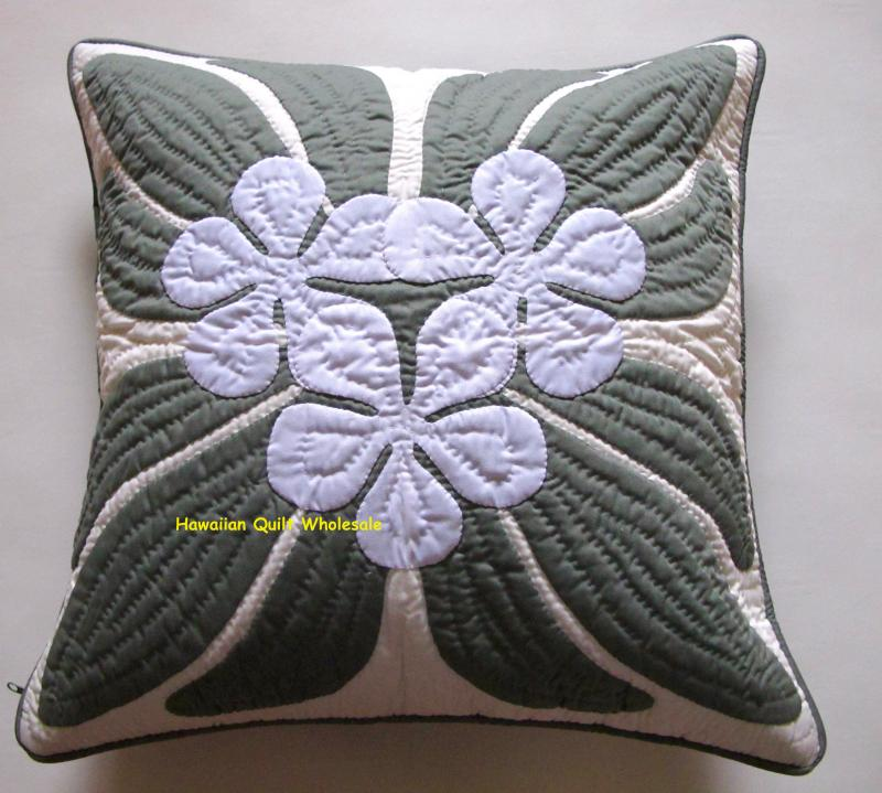 Plumeria #3-SG<br>2 pillow covers