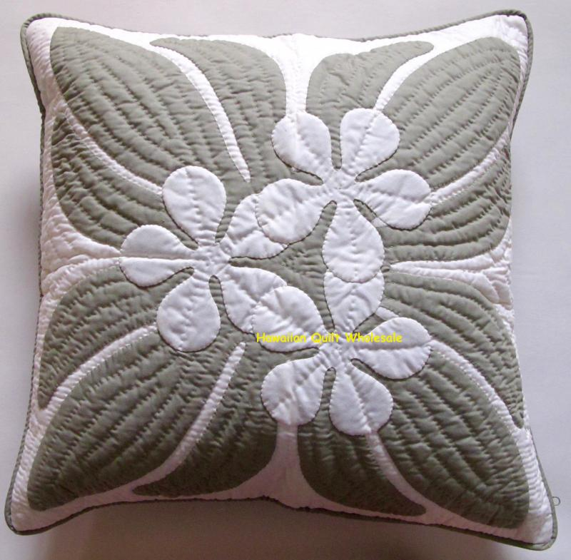 Plumeria #3  CG<br>2 pillow covers