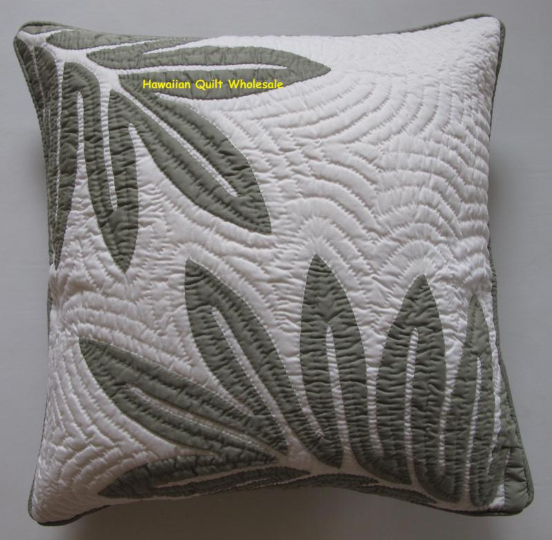 Fern- (Laua'e)-CG<br>2 pillow covers