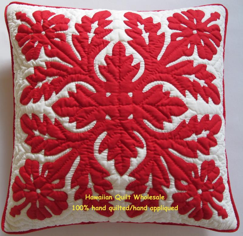 Hibiscus-RE<br>2 pillow covers