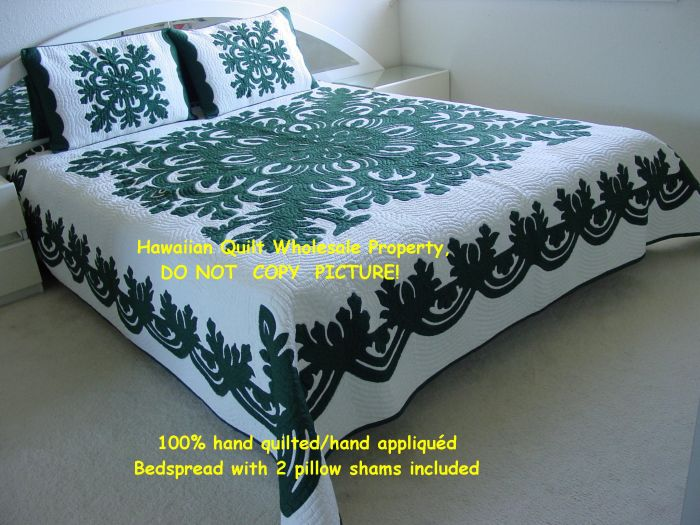 Full/Twin bedspread (100 x 80)<br>one pillow sham included<br>(Superior Materials)