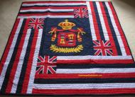 Hawaiian Flag/Royal Crest-MC