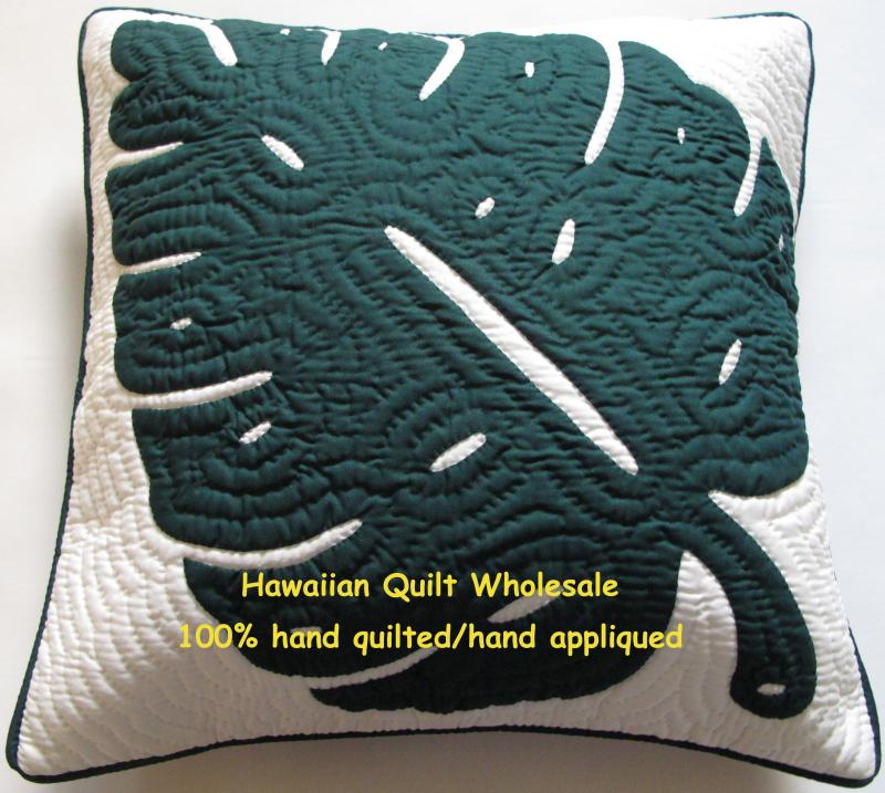 Monstera 1-BG<br>2 pillow covers