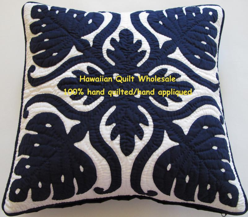 Monstera-BLK<br>2 pillow covers
