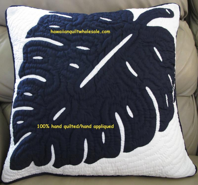 Monstera 1-NB<br>2 pillow covers