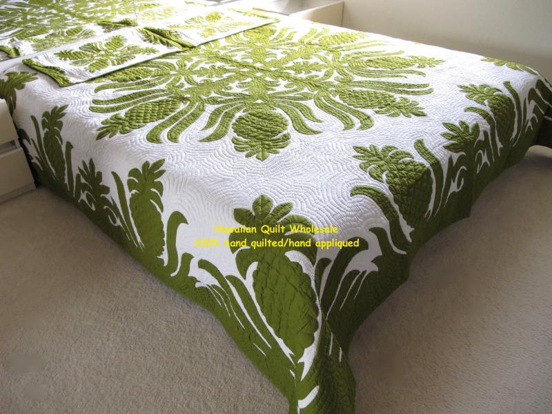 Pineapple-MG<br>2 pillow shams included<br><font color=red>Super Fine Materials</font>