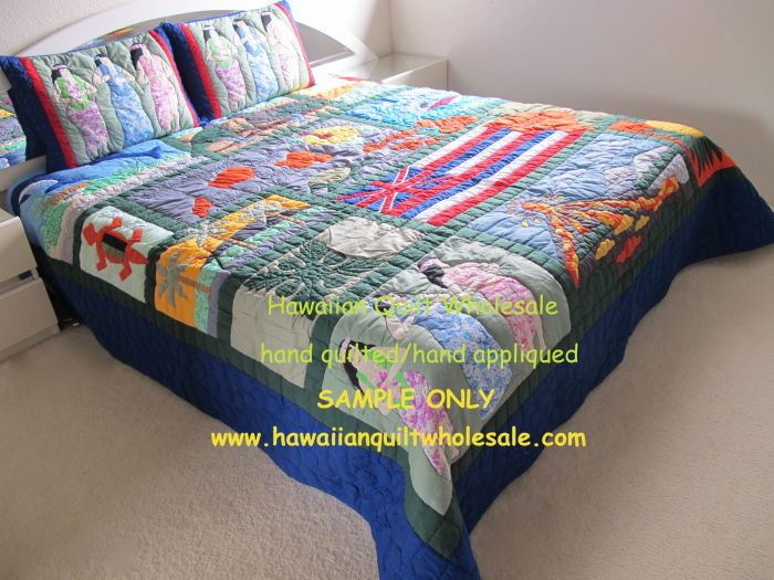 Full King (120 x 120)<br>2 pillow shams included (Superior Materials)